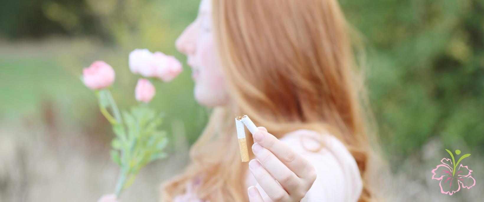 Nachhaltige Raucherentwöhnung