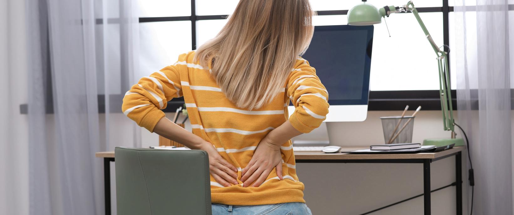 Rückenschmerzen – psychosomatische Ursachen