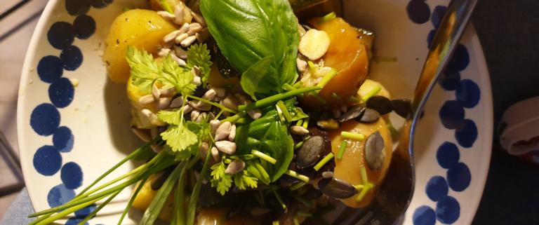 Kretischer Gemüseauflauf